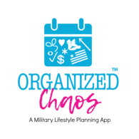 Organized Chaos Logo with tagline