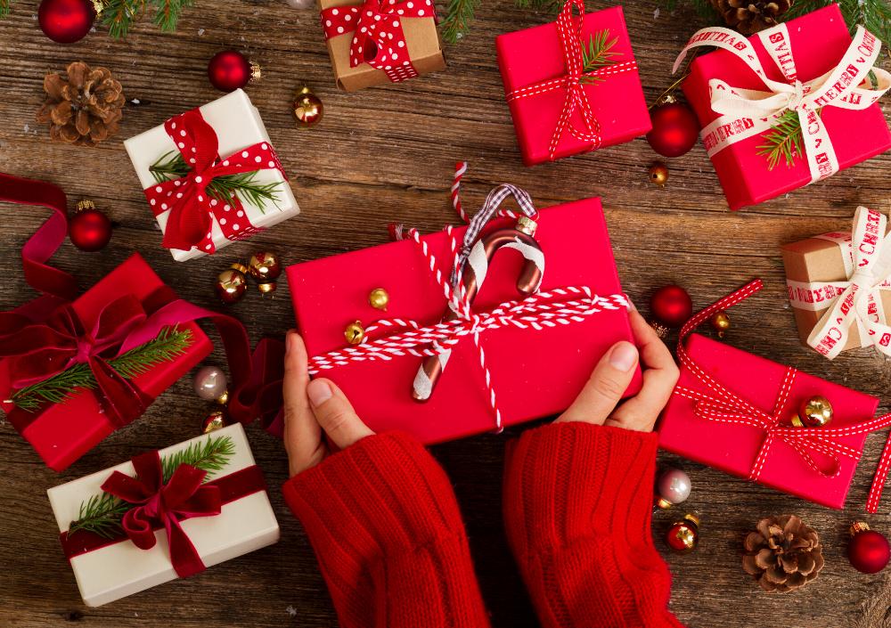 organized chaos christmas gift ideas